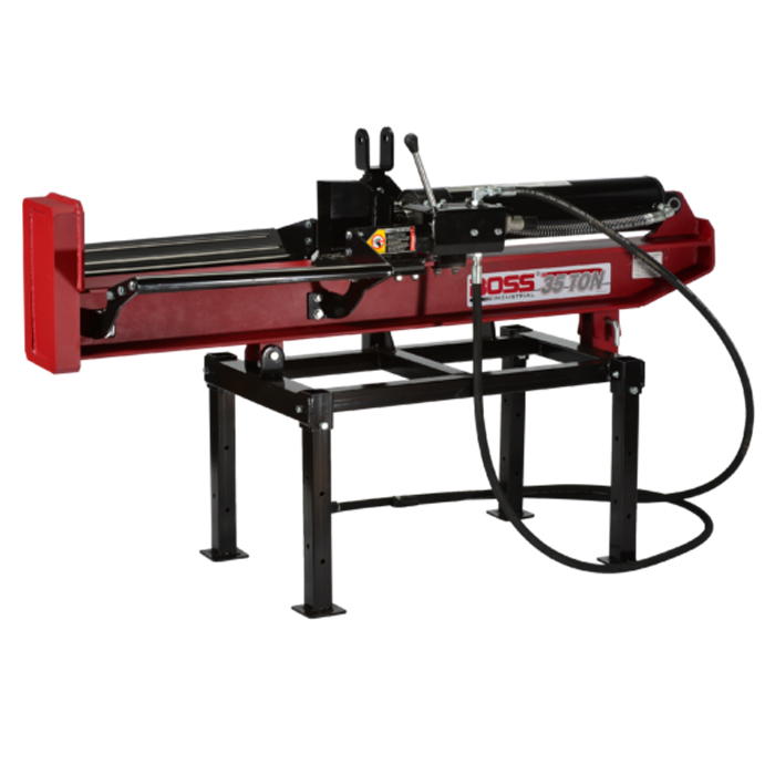 Commercial grade log splitters stanley 2 way adjustable sawhorse